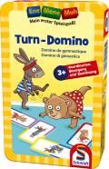 Schmidt Spiele Reisespiel Aktions- & Geschicklichkeitsspiele Ene Mene Muh, Turn-Domino 51425