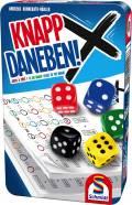 Schmidt Spiele Reisespiel Würfelspiel Knapp daneben! 51426