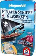 Schmidt Spiele Reisespiel Strategiespiele Playmobi Playmobil, Piratenschiffe versenken 51429