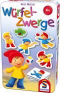 Schmidt Spiele Reisespiel Würfelspiel Würfelzwerge 51431