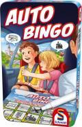 Schmidt Spiele Reisespiel Zuordnungsspiel Auto-Bingo 51434