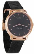Xlyne Pro Smartwatch X-Watch Cloe XW Connect gold Android IOS schwarz