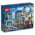 LEGO® City Polizei Polizeiwache 894 Teile 60141