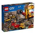 LEGO® City Bergbau Bergbauprofis an der Abbaustätte 883 Teile 60188