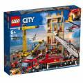 LEGO® City Feuerwehr in der Stadt 943 Teile 60216
