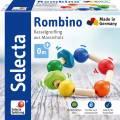 Selecta Babywelt Holz Greifling Rombino Erstlingsgreifling 61009