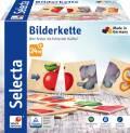 Selecta Kleinkindwelt Holz Legespiel Bilderkette 8 Teile 62006