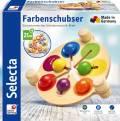 Selecta Kleinkindwelt Holz Farbenschubser Sortierfunktion 62013