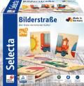 Selecta Kleinkindwelt Holz Legespiel Bilderstraße 8 Teile 62055