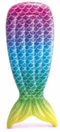 Intex Luftmatratze Mermaid Tail Float 178cm x 71cm x 18cm 58788EU