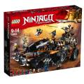 LEGO® NINJAGO Drachen-Fänger 1179 Teile 70654