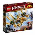 LEGO® NINJAGO Goldener Drache 171 Teile 70666