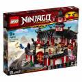 LEGO® NINJAGO Kloster des Spinjitzu 1070 Teile 70670