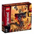 LEGO® NINJAGO Feuerschlange 463 Teile 70674