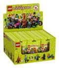 60 LEGO® Minifigures Serie 19 komplettes Display 71025