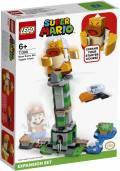 LEGO® Super Mario Kippturm mit Sumo-Bruder-Boss – Erweiterungsset 231 Teile 71388