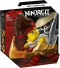LEGO® NINJAGO Battle Set: Kai vs. Skulkin 61 Teile 71730
