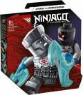 LEGO® NINJAGO Battle Set: Zane vs. Nindroid 57 Teile 71731