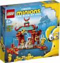 LEGO® Minions Minions Kung Fu Tempel 310 Teile 75550