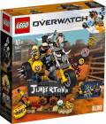 LEGO® Overwatch™ Junkrat & Roadhog 380 Teile 75977