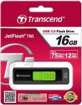 Transcend USB Stick 16GB Speicherstick JetFlash 760 USB 3.0