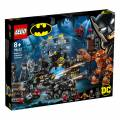 LEGO® DC Universe Super Heroes™ Clayface™ Invasion in die Bathöhle 1038 Teile 76122