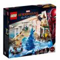 LEGO® Marvel Super Heroes™ Angriff von Hydro-Man 471 Teile 76129