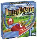 ThinkFun Familienspiel Logikspiel Roller Coaster Challenge™ 76343