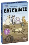 ThinkFun Familienspiel Detektivspiel Cat Crimes™ 76366