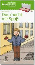 LÜK miniLÜK Buch Das macht mir Spaß ab 4 Jahren 240323