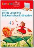 LÜK bambinoLÜK Buch Erstes Lesen mit Erdbeerinchen Erdbeerfee ab 4 Jahren 247896