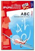 LÜK miniLÜK Buch ABC Buchstabenspiele von A-Z ab 6 Jahren 0705
