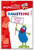 LÜK miniLÜK Buch Bausteine Ergänzende Übungen zur Fibel ab 6 Jahren 4144