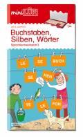 LÜK miniLÜK Buch Buchstaben, Silben, Wörter ab 6 Jahren 4165