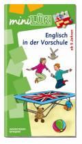 LÜK miniLÜK Buch Englisch in der Vorschule ab 5 Jahren 4181