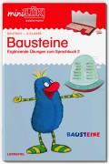 LÜK miniLÜK Buch Bausteine Teil 2 2. Klasse ab 7 Jahren 4247