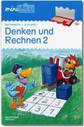 LÜK miniLÜK Buch Denken und Rechnen 2 ab 7 Jahren 4272
