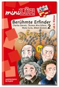 LÜK miniLÜK Buch Berühmte Erfinder 2 ab 9 Jahren 4322