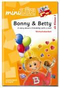 LÜK miniLÜK Buch Bonny & Betty ab 7 Jahren 4441
