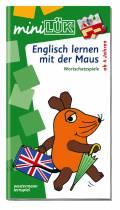 LÜK miniLÜK Buch Englisch lernen mit der Maus ab 4 Jahren 4517