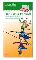 LÜK miniLÜK Buch Der Zirkus kommt! ab 4 Jahren 4519