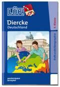 LÜK Buch Diercke - Deutschland ab 10 Jahren 4656