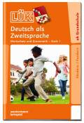 LÜK Buch Deutsch als Zweitsprache 1 ab 6 Jahren 4703