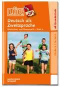 LÜK Buch Deutsch als Zweitsprache 4 ab 6 Jahren 4707