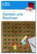 LÜK Buch Denken und Rechnen 1 ab 6 Jahren 4961