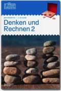 LÜK Buch Denken und Rechnen 2 ab 7 Jahren 4962