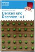 LÜK Buch Denken und Rechnen 1x1 ab 7 Jahren 4963