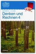 LÜK Buch Denken und Rechnen 4. Klasse ab 9 Jahren 4965