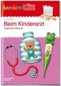 LÜK bambinoLÜK Buch Beim Kinderarzt ab 3 Jahren 7681