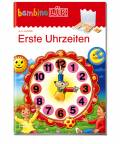 LÜK bambinoLÜK Buch Erste Uhrzeiten ab 4 Jahren 7861